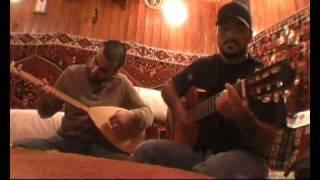 Elqajiye instrumental, Baglama/Gitar, Hünkar ve Sinan
