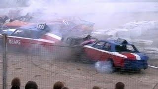 Taunton Crasharama 2010 - Banger Racing