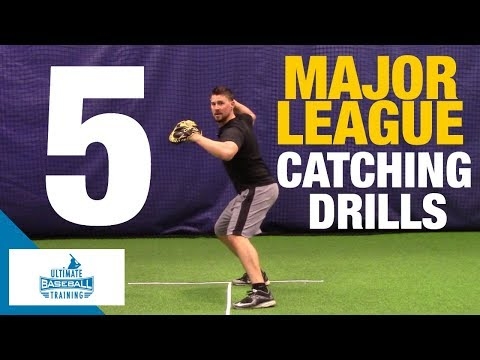 5 Baseball Catching Drills To Improve Your Footwork and Throwing