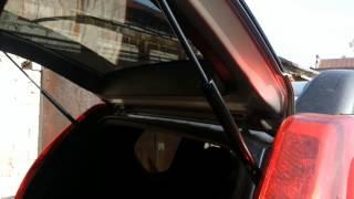 Muqobil almashtirish gaz qo'llab-quvvatlaydi bagaj qopqoqni Nissan X Iz
