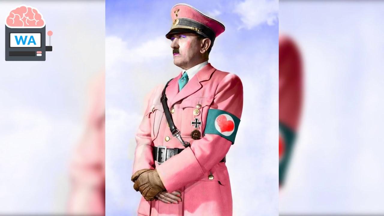 8 Dinge, die du noch nicht über Hitler wusstest! - YouTube