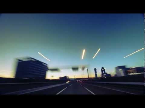 (HD) Tokyo Time Lapse Drive 03