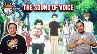 The Beauty Of A Silent Voice - Movie Review