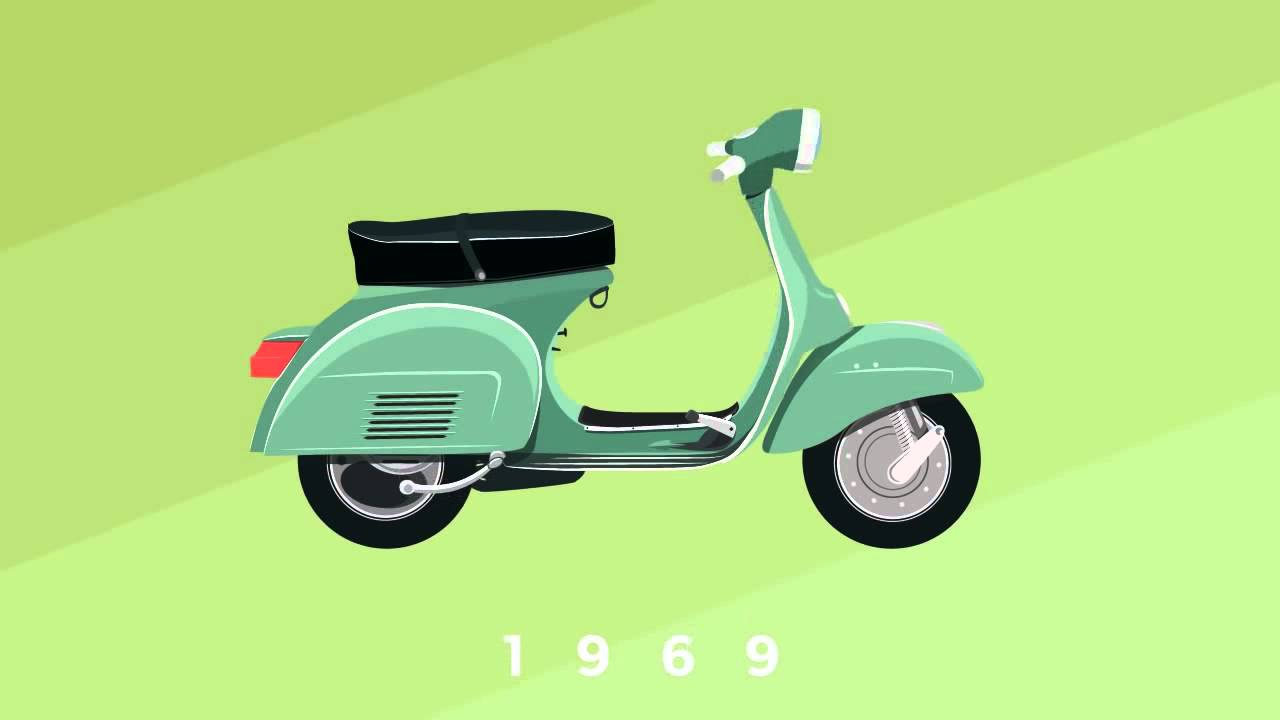 VESPALOGY - History of Vespa