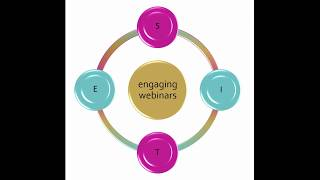 Cup of Learning works on S.I.T.E. to design and deliver engaging webinars.