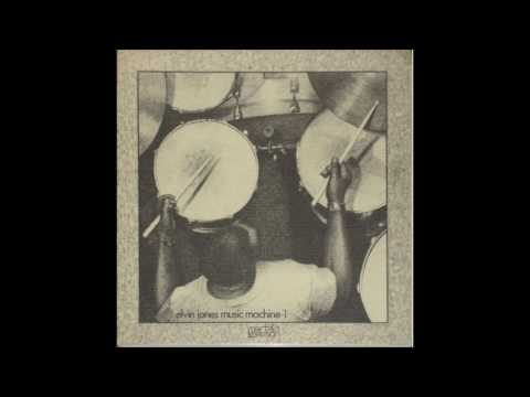 Elvin Jones  Music Machine EP's 1&2  Jazz  USA  1979