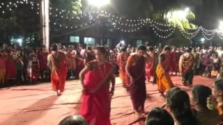 Saptashree bhondla 2016(jhunak jhunak)