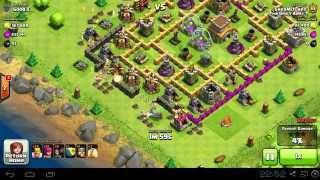 Clash Of Clans - Farming 450k