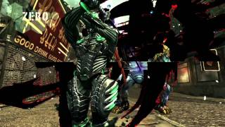 Anarchy Reigns Trailer HD - All Characters