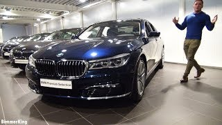 NEW 7 Series BMW 730d 2018 | In Depth Review Interior Exterior Infotainment