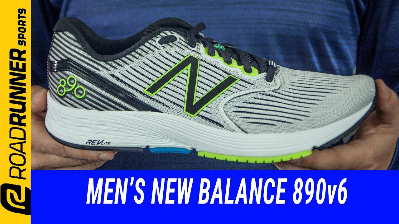 Men's New Balance 890v6 | Fit Expert Review
