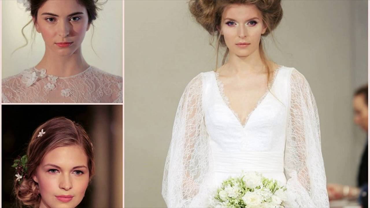 Most Beautiful Updo Wedding Hairstyles to Inspire You - YouTube