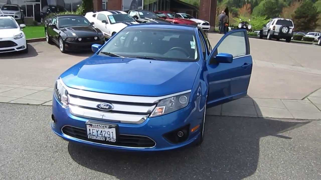 Image Result For  Ford Fusion Se