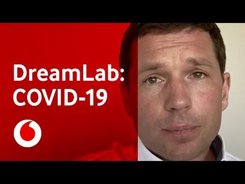 DreamLab   COVID-19   Dr Kirill Veselkov – Imperial College London   Vodafone UK