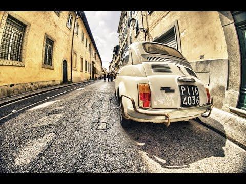 За рулем в Италии. Правила, особенности, советы.