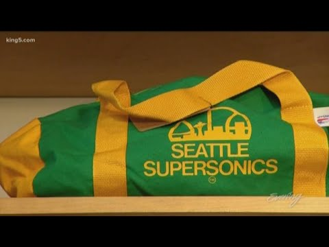 Check out the new Sonics team store in Seattle's Pioneer Square - KING 5 Evening
