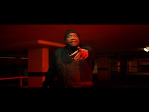 KRS-One - BLACK BLACK BLACK (Official Music Video)