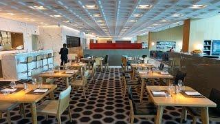 Qantas First Class Lounge Tour - Melbourne (MEL) Airport