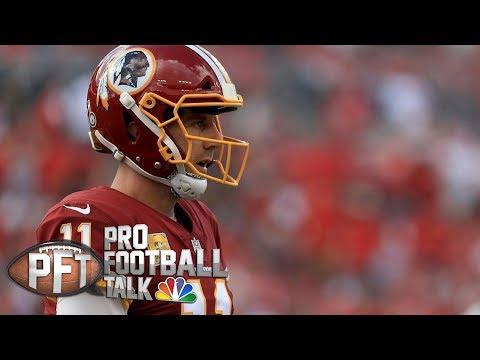 Washington Redskins: QB Alex Smith has 'serious injury' | Pro Football Talk | NBC Sports