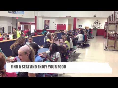 McNeel Middle School Lunchroom Expectations