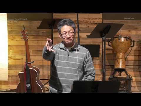 """""""We Want More: Psalm 73"""" - sermon by Derek Chinn on May 15, 2016"""