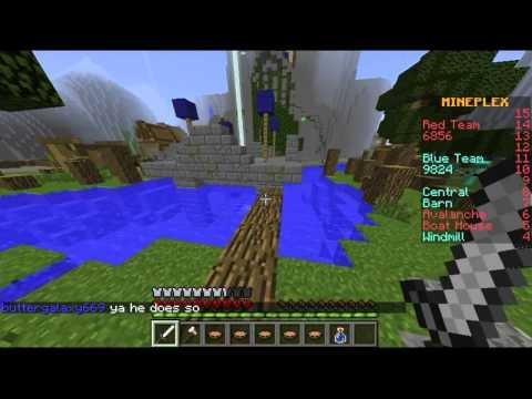 Mineplex Hackers - buttergalaxy669 and DeathBombZero