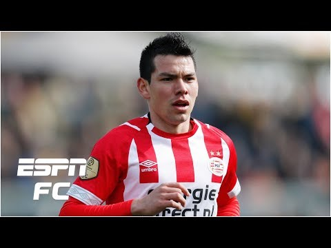 How Chucky Lozano would fit in at Manchester United   Two on Tri