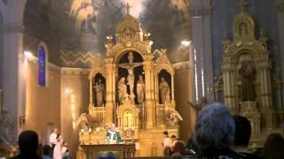 "Anne Rookey Sings ""Et Incarnatus Est""-Holy Redeemer-2-15-15"