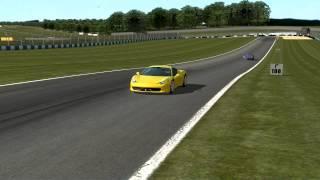 X-Motor Racing - online racing, gameplay