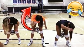 BEST VOLLEYBALL TRAINING GAMES (HD) #2