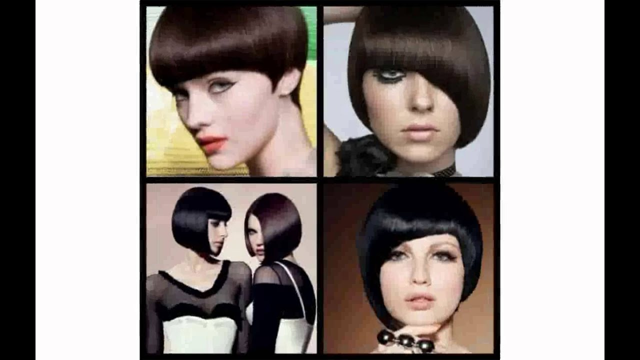 Vidal Sassoon Hairstyles Hairstyles Youtube