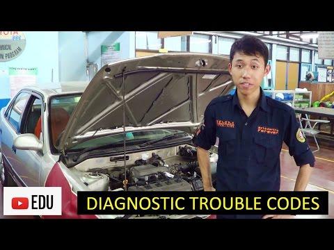Tips dan Cara Mendiagnosa Mesin Toyota Berteknologi TCCS (Toyota Computer Controlled System)