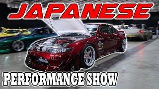BEST JAPANESE CAR SHOW *EVER*!!!