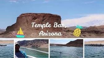 BOATING AT TEMPLE BAR ARIZONA | VLOG 14