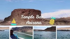 BOATING AT TEMPLE BAR ARIZONA | VLOG 14