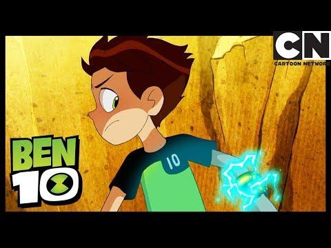 Бен 10 на русском   Охотники за головами   Cartoon Network