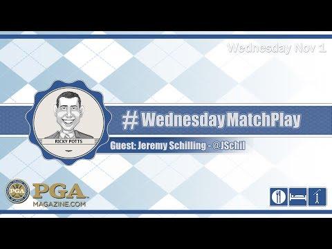 #WednesdayMatchPlay with Jeremy Schilling, PGA Magazine | Episode No. 081