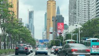 Езжу по городу и снимаю все происходящее Китай Новости Сегодня Как борются с пандемией Шэньчжэнь