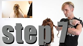 STEP 7 - 14 Steps To Becoming A Better Hair Colorist