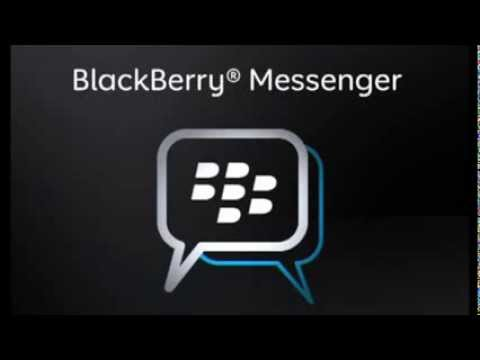 Sonido de Blackberry SMS