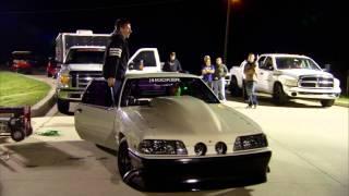 Street Outlaws Deleted Scene - Chuck VS Bo Deleted Race
