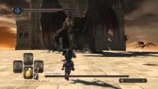Dark Souls 2. Guía para matar al Dragón Antiguo.