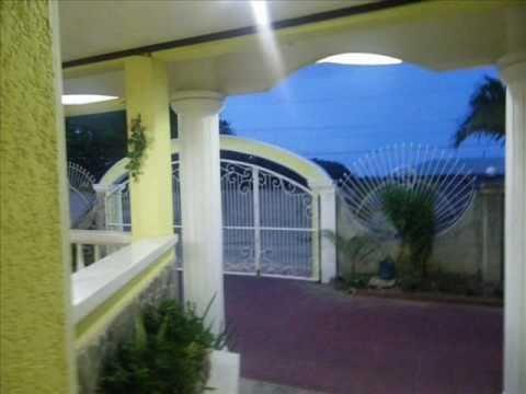 Daet accommodation at Zenaida's Palace 0063 921 224-0461.wmv