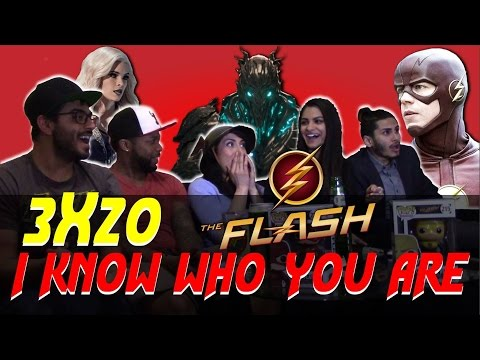 The Flash - 3x20 I Know Who You Are - Group Reaction + Discussion