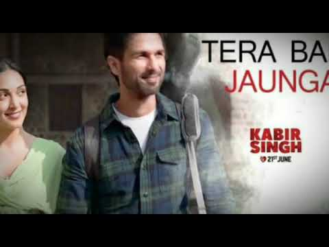 tera-ban-jaunga-full-song.-kabir-singh-movie-song.