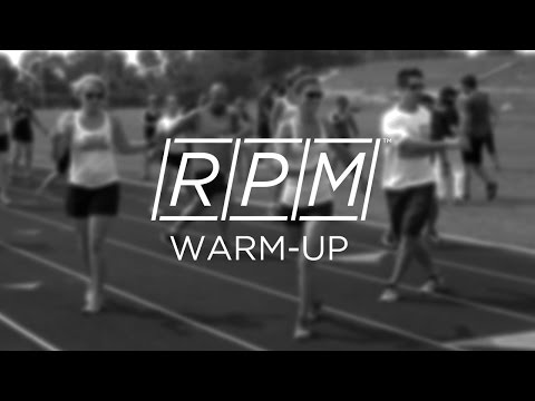RPM Warm-Up: The Official Warm-Up Routine for RPM Run Clubs