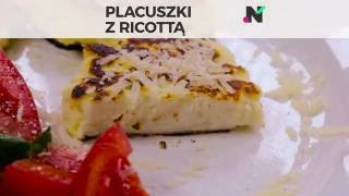 Placuszki z ricottą - Noizz Food