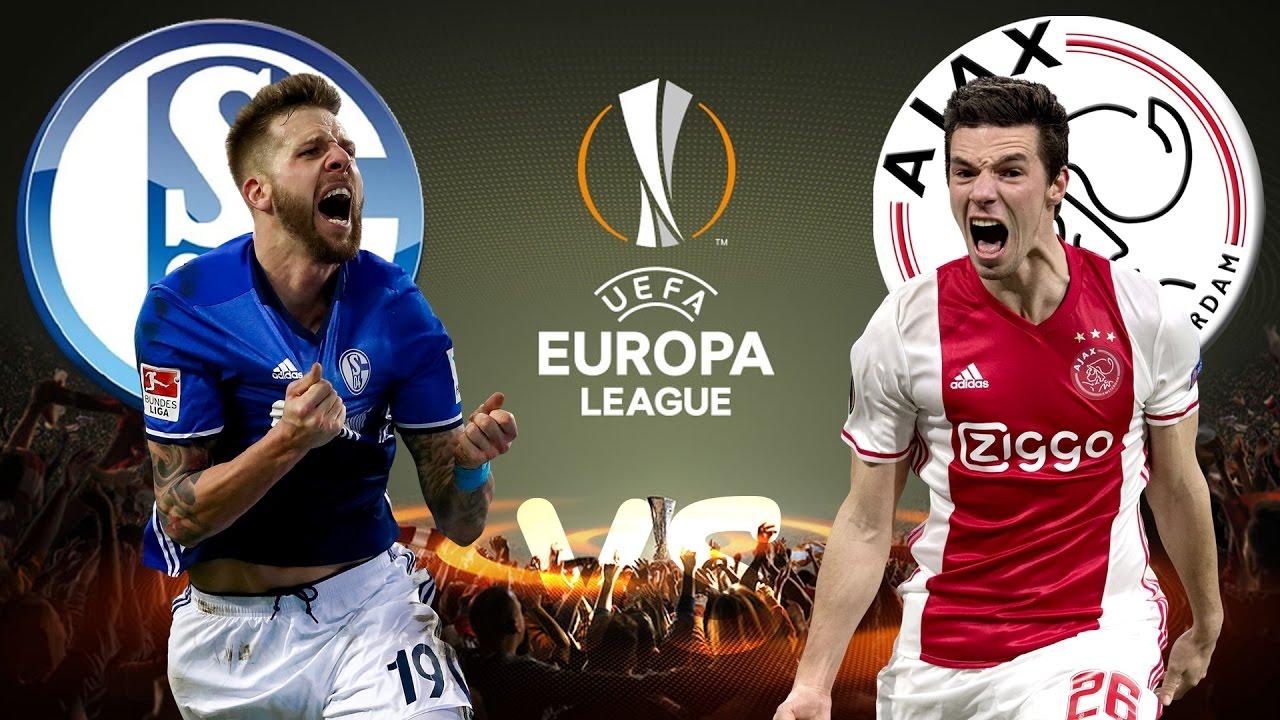 Schalke Vs Ajax