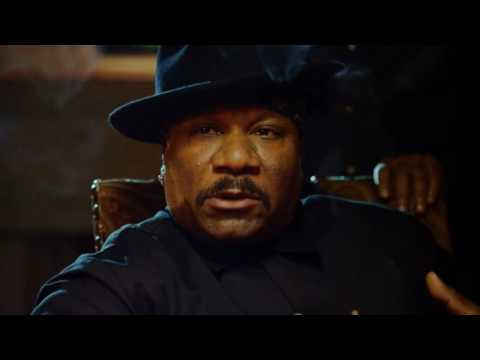 Force of Execution - Introducing Ving Rhames