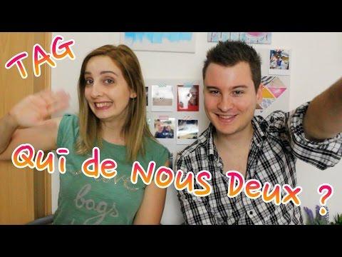 [TAG N°8] QUI DE NOUS DEUX ? Feat Furious Jumper